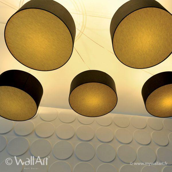 mur 3d ellipses
