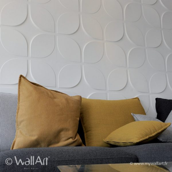 parements 3d sweeps wallart