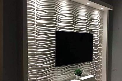 Déco mur tv